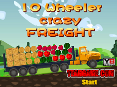 10 Wheeler Crazy Freight