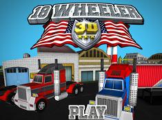 18 Wheeler 3D