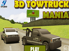 3D Towtruck Mania