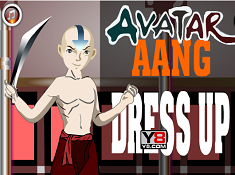 Aang Dress Up