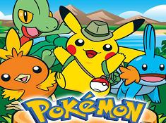 Adventure With Pokemons