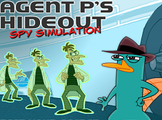 Agent Ps Hideout Spy Simulation