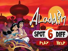 Aladdin Spot 6 Diff