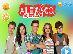 Alex and Co Bejeweled