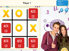Alex and Co Tic Tac Toe