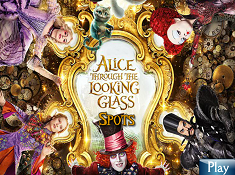 Alice Through the Looking Glass Hidden Spots