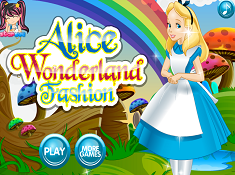Alice Wonderland Fashion