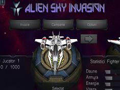Alien Sky Adventure