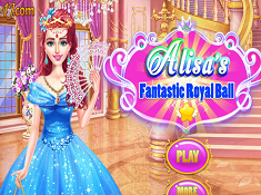 Alisas Fantastic Royal Ball