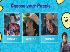 Andys Wild Adventures Puzzle