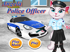 Angela Police Officer