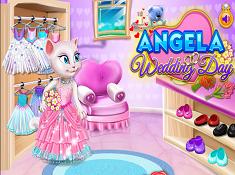 Angela Wedding Day