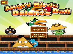 Angry Birds Ball Balance