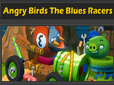 Angry Birds Blues Racers