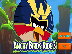 Angry Birds Ride 3