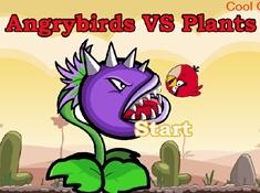 Angry Birds vs Plants