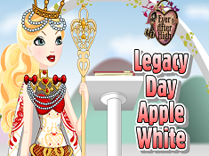 Apple White Legacy Day