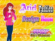 Ariel Fashion Design Room