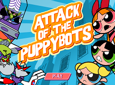 Attack Of The Puppy Bots