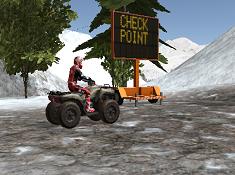ATV Winter Trials