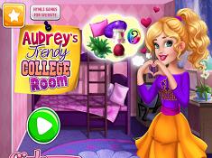 Audreys Trendy College Room