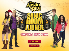 Austin and Ally Create a New Song