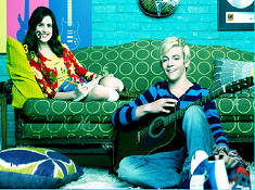 Austin and Ally Hidden Numbers