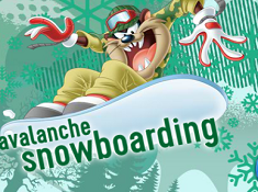 Avalanche Snowboarding
