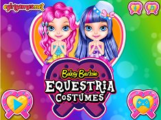 MY LITTLE PONY BABY GAMES - CUTE GAMES ONLINE - CUTE-GAMES COM