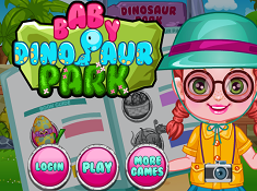Baby Dinosaur Park