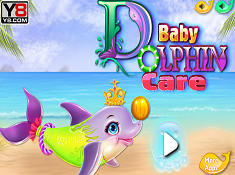 Baby Dolphin Care