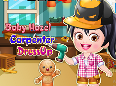 Baby Hazel Carpenter Dress-Up