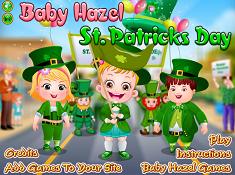Baby Hazel St Patrick Day