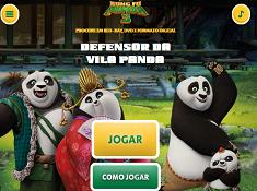 Baby Panda Defense