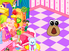 Baby Pou Room Decor