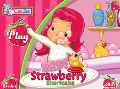 Baby Strawberry Shortcake