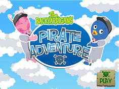 Backyardigans Pirate Camp
