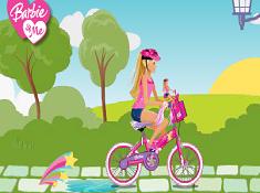 Barbie and Me Bike Game