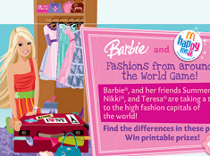 Barbie Fashion From Around the World