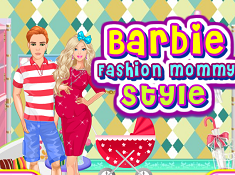 Barbie Fashion Mommy Style