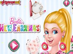 Barbie New Earrings