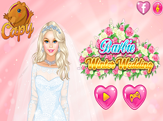 Barbie Winter Wedding