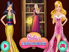 book barbie games