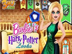 Barbies Harry Potter Looks