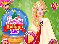 Barbies Holiday Plans
