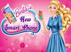 Barbies New Smart Phone