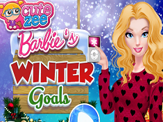 Barbies Winter Goals