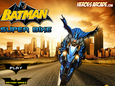 Batman Super Bike