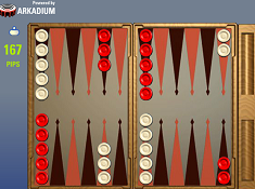 Beginner Backgammon