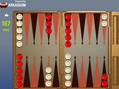 Beginner Backgammon